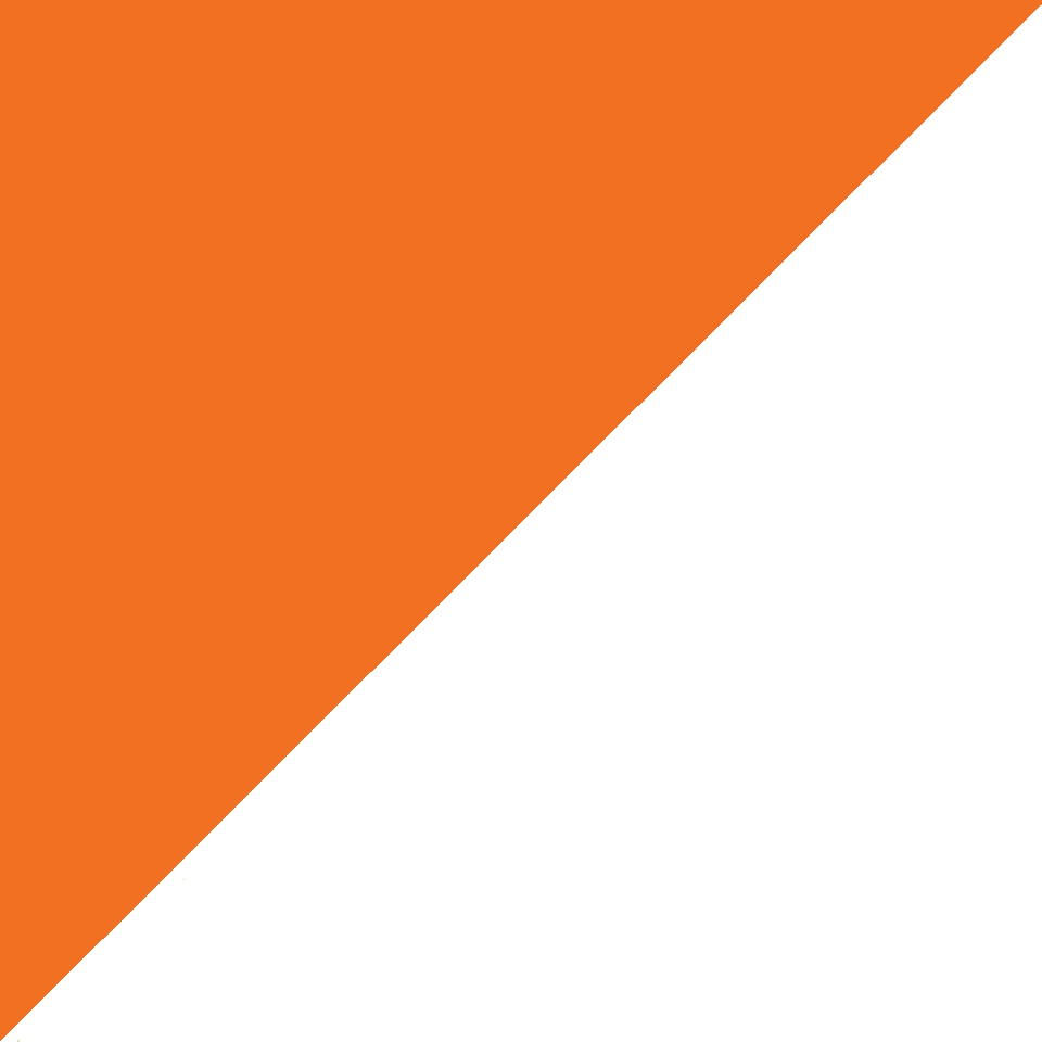 Orange with White Trim