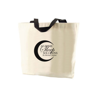 Custom Printed Canvas Tote Bags - Personalized Tote With Logo or Text - MawardsPlus.com
