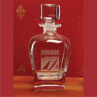 Picture of Krystof Crystal Hudson Decanter