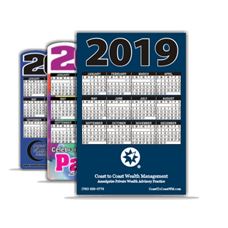 Picture of 4 x 6 Full Color Calendar Magnet